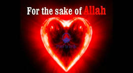 Loving for the Sake of Allah is an Obligation