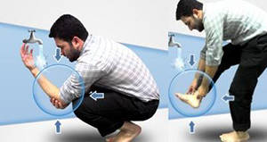 Optional aspects of ablution