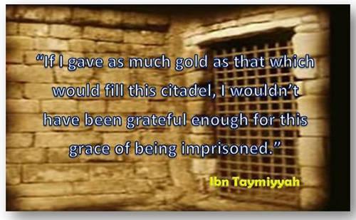 Ahmad Ibn Taymiyyah The tortured scholar