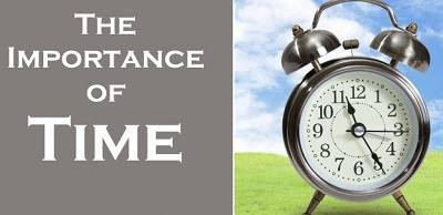 Importance of Time in the Life of the Muslim