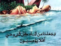 وجعلنا من الماء كل شيء حي 2 موقع مقالات إسلام ويب