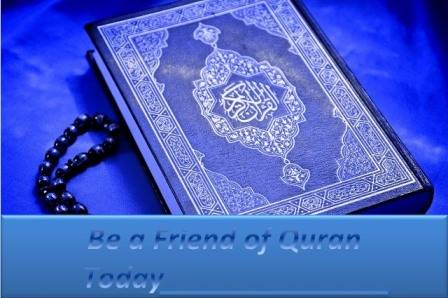 Virtues of reading the Quran