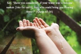 Rain Prayer