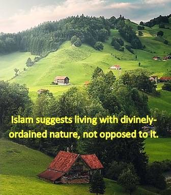 Ecology and Islamic values -II