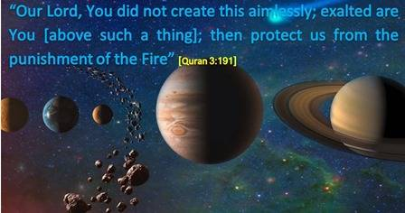 The creation is in need for Allah