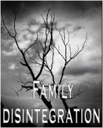 Family Disintegration and Its Relation to Child Delinquency