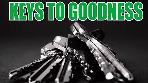 The Keys to Goodness