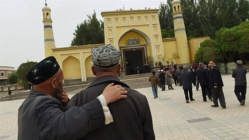 US hits China over reports of Uighur