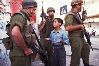 اطفال فلسطين ضحايا الصمت