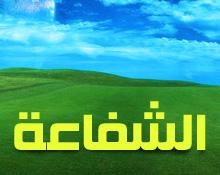 الشفاعة آيات القرآن الكريم النفي