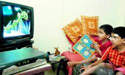 الطفل وعلاقته الوطيدة بالصورة المتحركة