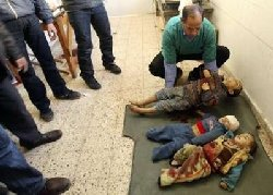 Gaza: The Massacre in Zeitoun