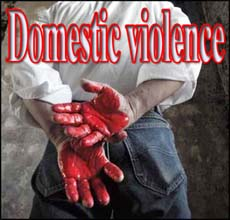 Domestic violence against women in the West – I